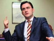 Serbian Foreign Minister Briefs OSCE About Increased Attacks on S ..