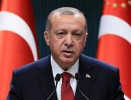 Erdogan vows to mobilise world to stop Israeli 'terror'