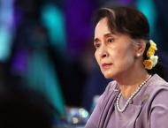 Myanmar's Aung San Suu Kyi to Make In-Person Appearance Before Co ..