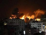 Gaza: Nine children among 24 Palestinians martyred in Israeli air ..