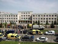 Shooting at Russian high school: news agencies
