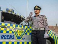 City Traffic Police Peshawar issued traffic plan for eid
