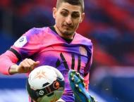Italy's Verratti doubt for Euro 2020 with knee injury