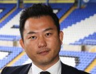 Birmingham City's embattled Chinese CEO resigns