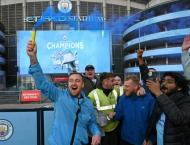'Relentless': Pep hails City after fifth Premier League in nine y ..