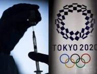 Japan to vaccinate Olympic athletes before Games: reports