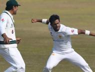 Hasan, Nauman,Shaheen attain career-bests in ICC Test Rankings