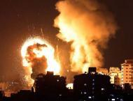 Civil society condemns Israeli attacks