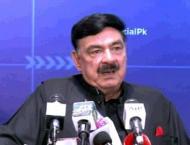 Shehbaz Sharif's name put on ECL, says Sheikh Rashid