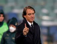 Coach Mancini extends Italy deal to 2026