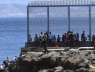 Spain returns 1,500 migrants to Morocco after Ceuta entry