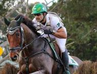Rider Usman Khan is out of danger but his horse died during Olymp ..