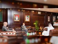 MD&CEO of DEWA receives delegation from Siemens Energy