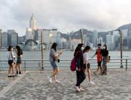 Hong Kong sees sharp tourist rebound in April due to low base