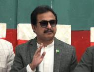 Haleem Adil Shaikh visits Shaheed constable Syed Noman's residenc ..