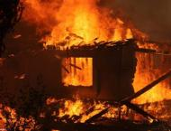 Five injure in a cottage house fire in Khairpur