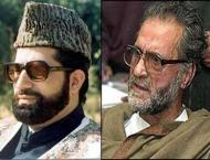 Kashmiri urged to observe martyred leaders' anniversaries on Frid ..