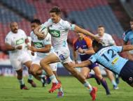 Blues pile on the points in romp over Waratahs