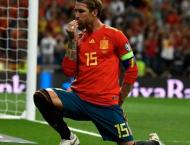 Spain leave Ramos out of youthful Euro 2020 squad