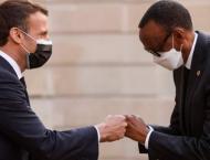 Macron 'silent' on Kagame abuses: Rwanda opposition