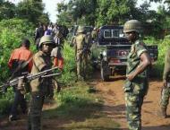Suspected ADF militia kills 13 in eastern DR Congo