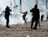 Dozens Injured as New Wave of Protests Leads to Riots in Colombia ..