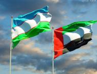 UAE, Uzbekistan sign an agreement to implement more humanitarian  ..