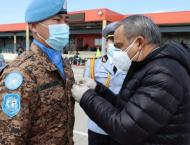 Mongolia marks int'l Day of UN Peacekeepers