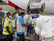 Burkina Faso takes delivery of first vaccine shipment
