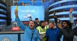 'Relentless': Pep hails City after fifth Premier League in nine years