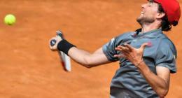 Fourth seed Thiem battles into Italian Open third round