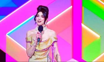 Dua Lipa wins British Album of the Year in female-dominated Brit  ..