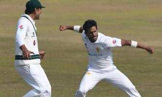 Hasan, Nauman,Shaheen attain career-bests in ICC Test Rankings