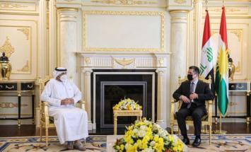 مسرور بارزاني: الإمارات تساهم بقوة في ..