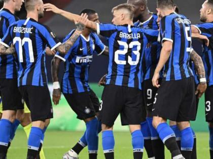 """انتر ميلان بطلا للدوري الإيطالي للمرة الـ """" 19 """"في تاريخه"""
