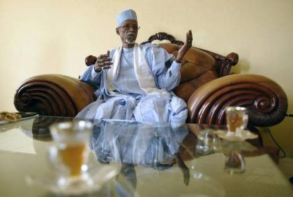 Chad ex-president urges junta to include rebels in 'dialogue'