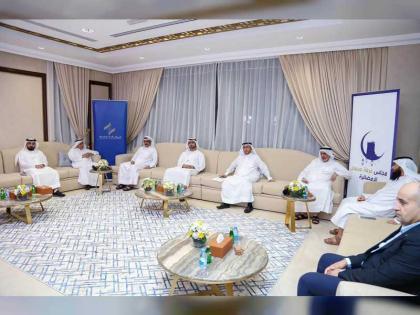 غرفة عجمان تنظم جلسة حوارية حول دور المبادرات الحكومية في دعم الاقتصاد الوطني