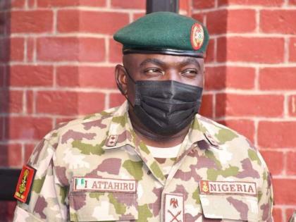 مقتل رئيس أركان الجيش النيجيري في تحطم طائرة عسكرية