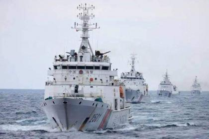 Japanese Coast Guard Detects 4 Chinese Ships in Territorial Waters - Reports
