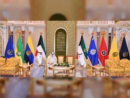 سفير الدولة يقدّم أوراق اعتماده إلى أمير الكويت