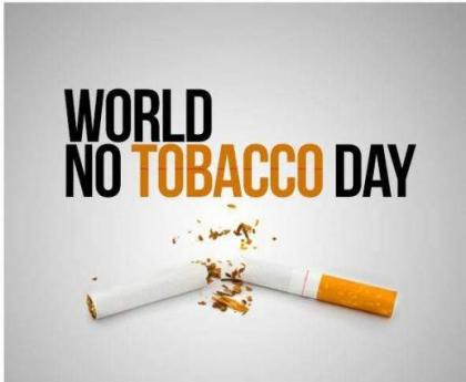 World No Tobacco Day observed