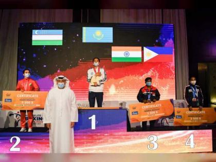"""ملاكمات كازاخستان يحصدن 8 ميداليات ذهبية في """"آسيوية دلهي - دبي"""""""