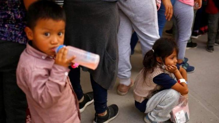 US to begin reuniting migrant families separated under Trump