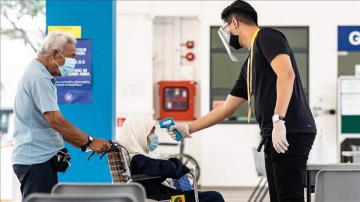 Singapore announces 21-day quarantine for foreign visitors