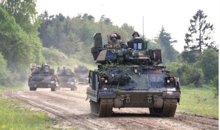 Artillery Drills in Europe Aim to Provide Deterrence Against NATO Adversaries - US General