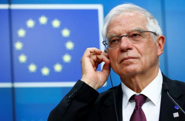 EU Top Diplomat Says 'Unclear' If Russia Wants to Engage Fully Regarding Ukraine
