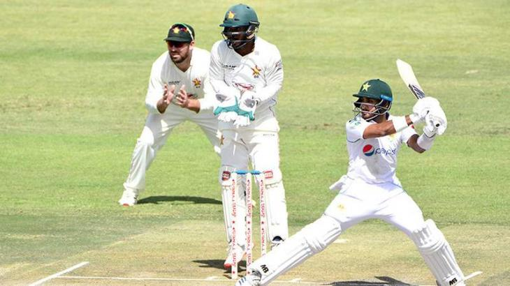 Pakistan bat against Zimbabwe in second Test