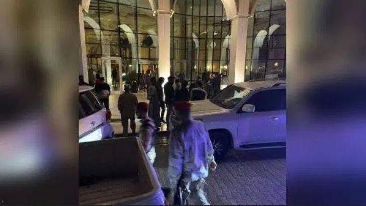 Building of Libyan Presidential Council Headquarters in Tripoli Attacked - Representative