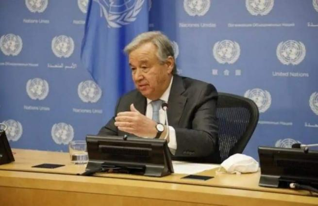 Guterres pitches himself for 2nd term as UN chief as selection process gets underway