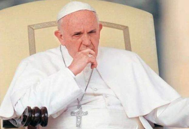 Pope backs temporary suspension of vaccine patents